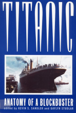 """Cover of """"Titanic"""" co-edited by Sandler and Studlar featuring an image of the ship"""