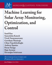 Machine Learning for Solar Array Monitoring, Optimization, and Control