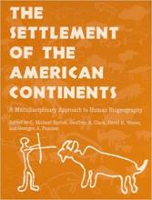Settlement of the American Continents book cover