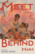 Cover of Meet behind Mars by Renee Simms