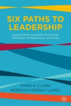 Six Paths to Leadership book cover