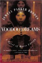 Book cover for Voodoo Dreams