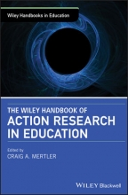 Cover of The Wiley Handbook of Action Research in Education