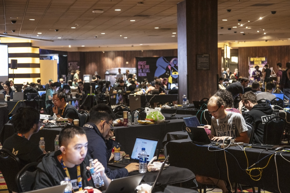 DEF CON27 CTF Participants, faculty and staff from multiple institutions