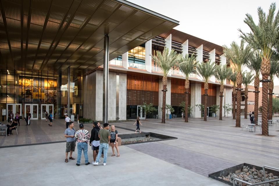 ASU Student Pavilion