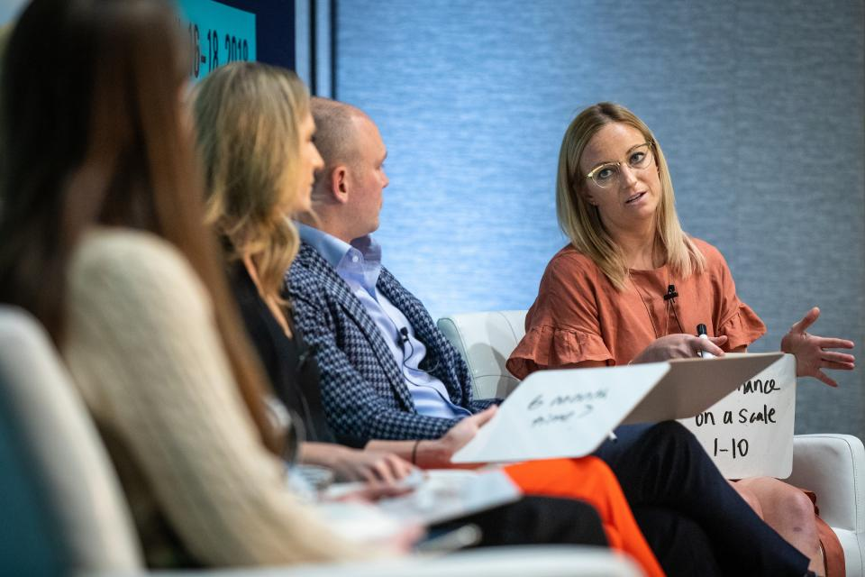 Panelists talk about working in Silicon Valley at the ASU GSV Summit