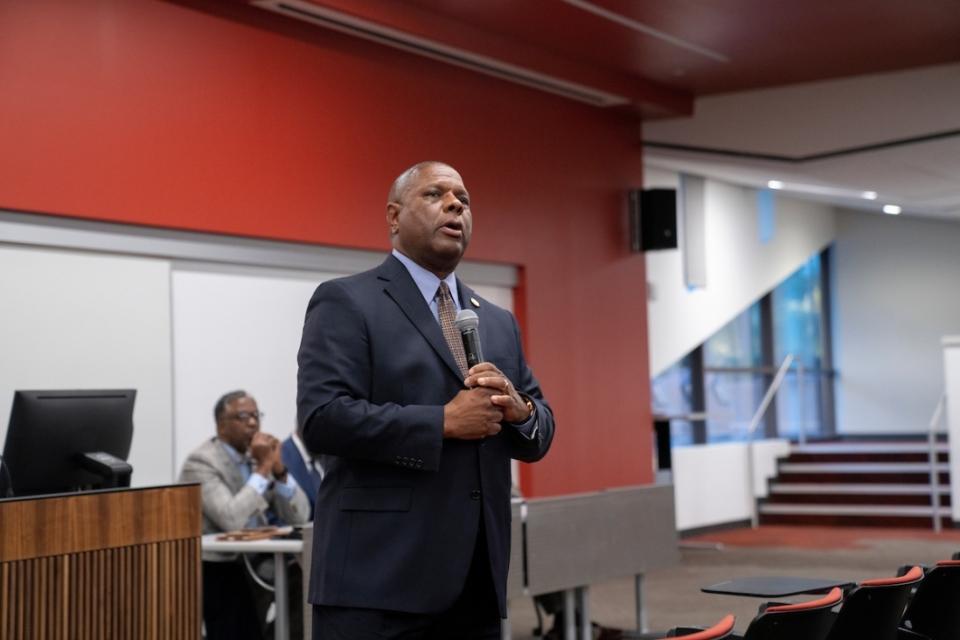 Kevin Robinson ASU School of Criminology