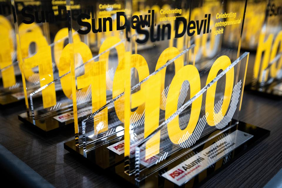 Sun Devil 100 awards fifth annual luncheon