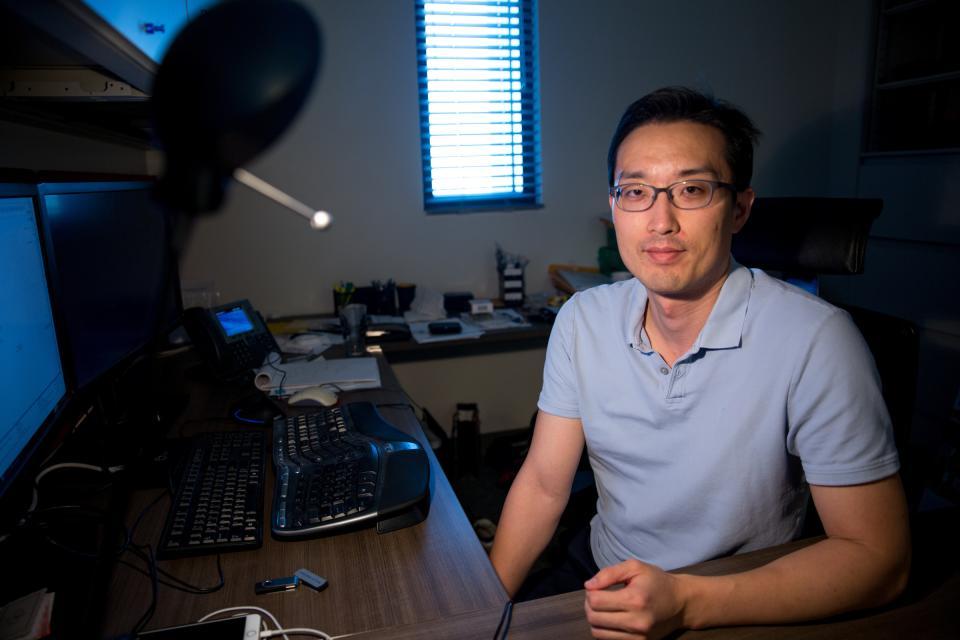 ASU researcher Jae-sun Seo