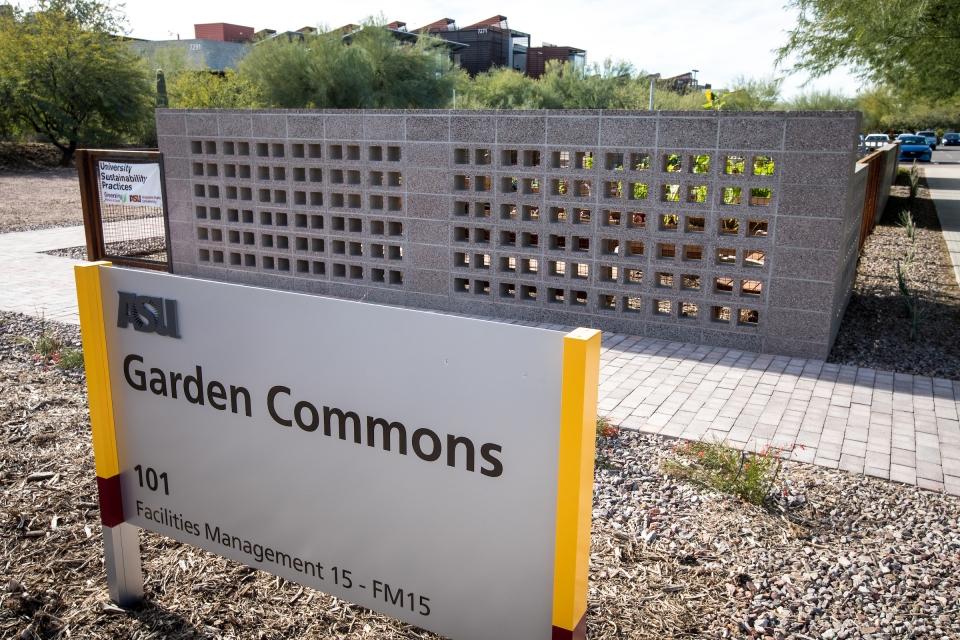 Poly garden