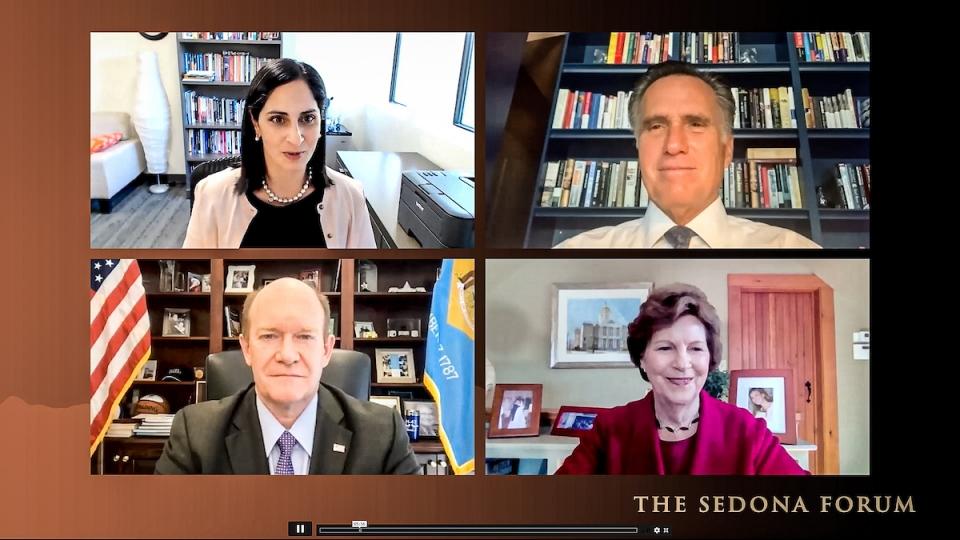 Panelists at the Sedona Forum