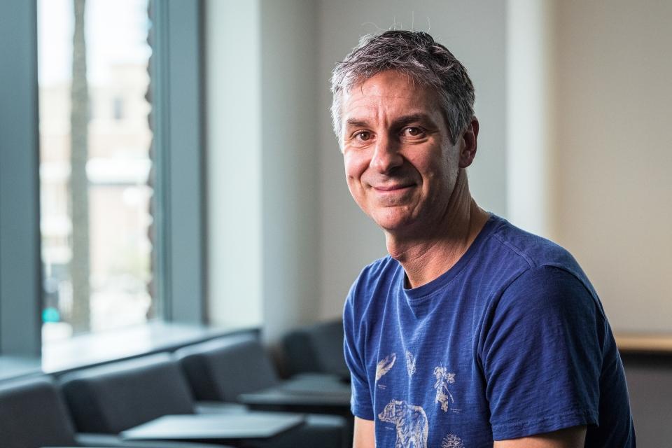 portrait of Chris Herbst