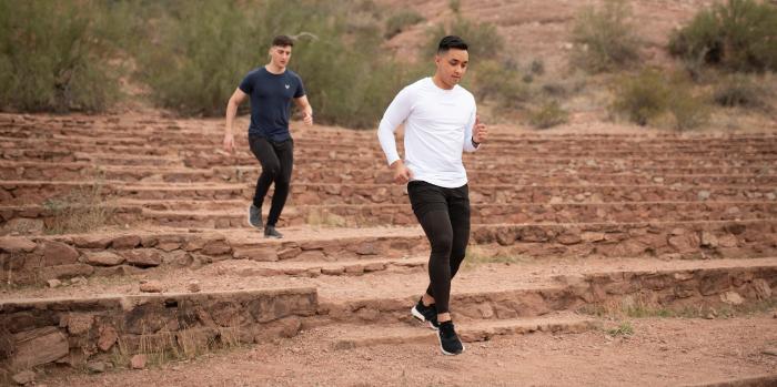 FutureForm athletics apparel company founders run outdoors