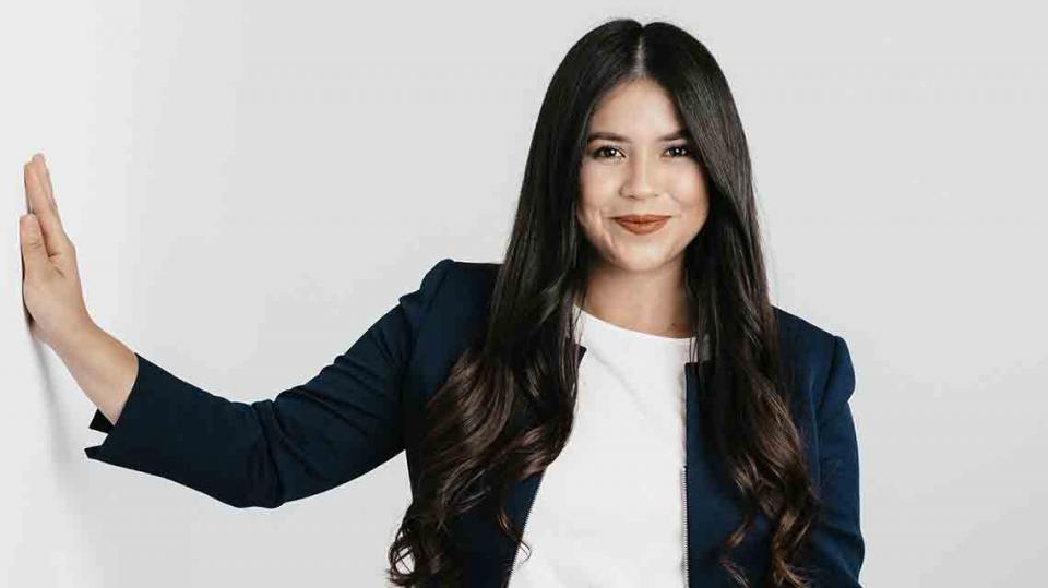 photo of Alejandra Curiel Molina