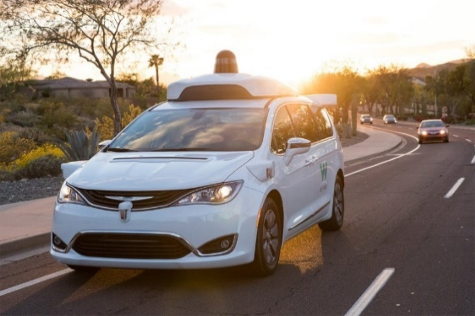 TOMNET evaluates attitudes about autonomous vehicles
