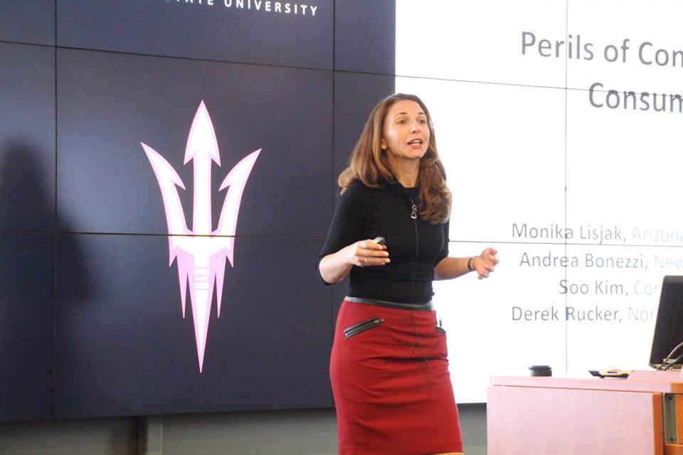 Monika Lisjak