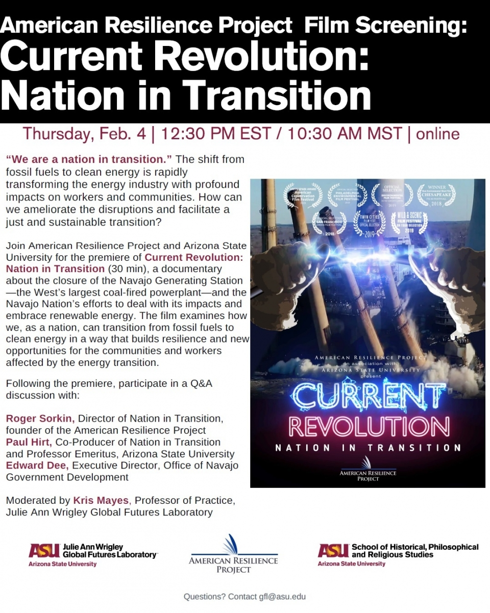 Nation in Transition film premiere