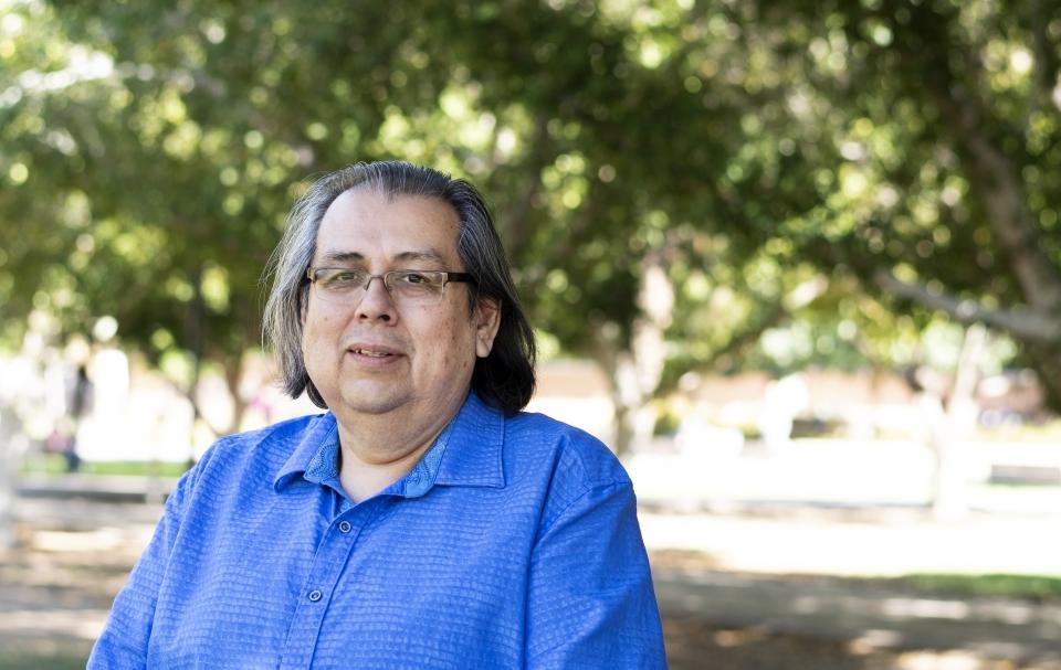 David Martinez is an associate professor in The College's American Indian Studies program.