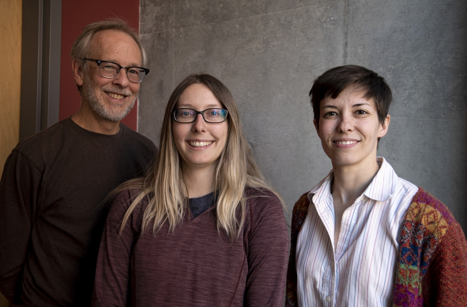 Researchers from the School of Life Sciences