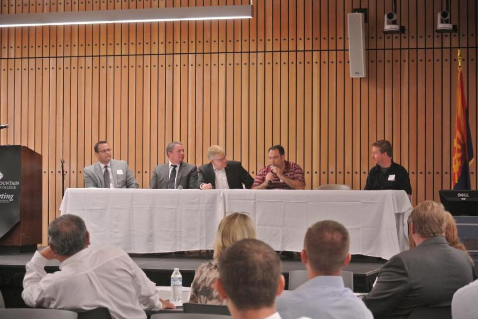 Cybersecurity Event Panel West Valley