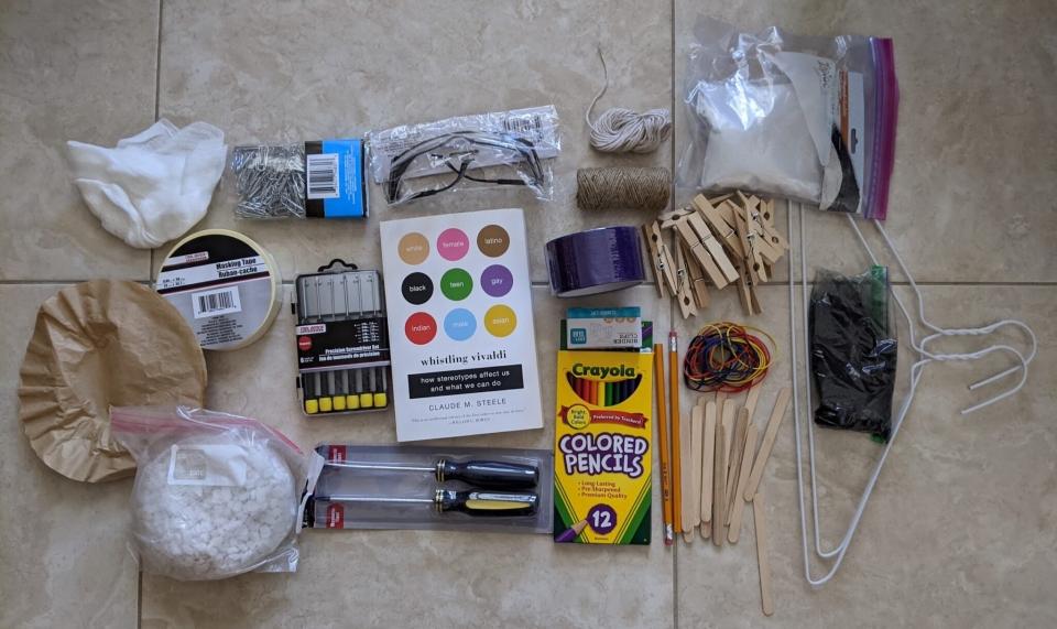 Engineering activity kit
