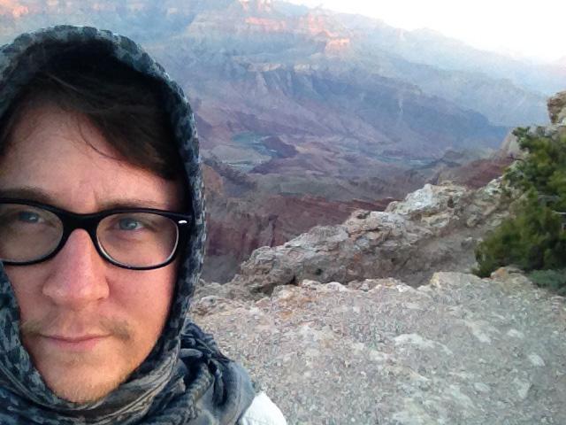 ASU student Eric Escoto