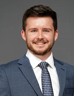 photo of Freeman Halle, student at the Sandra Day O'Connor College of Law at Arizona State University and inaugural ASU Law Public Interest Fellow