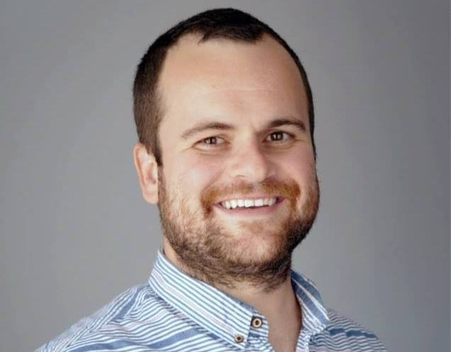 Heath Wilcock graduated with a bachelor's degree in creative writing from the Department of English in 2012 and a master's degree in the same field in 2016.