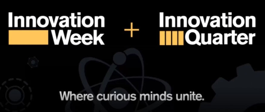 Innovation Week and Quarter graphic