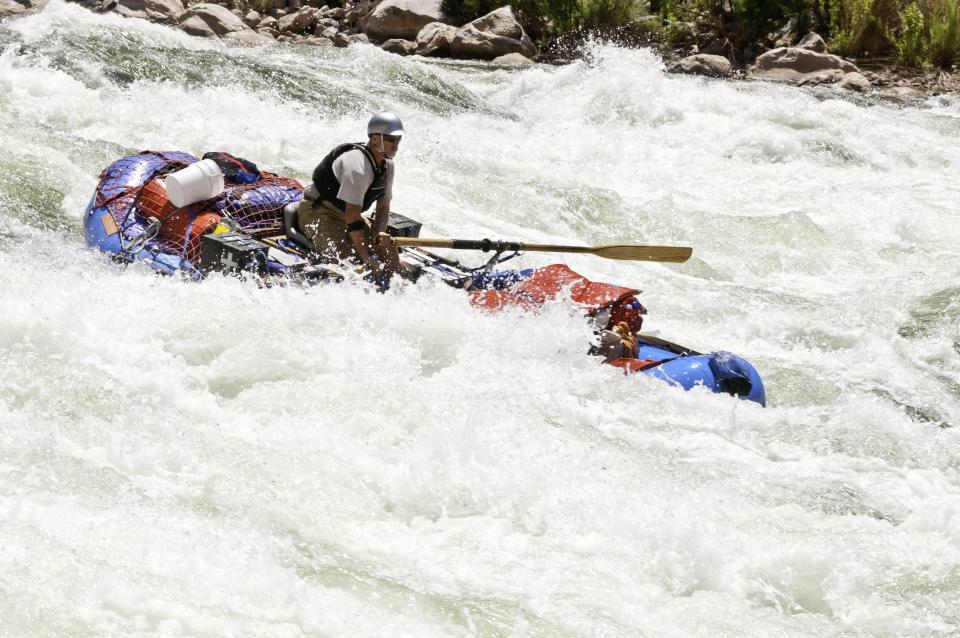 Rafting Grand Canyon