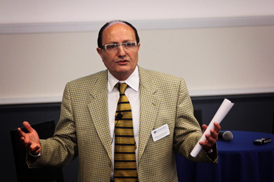 Mansour Javidan