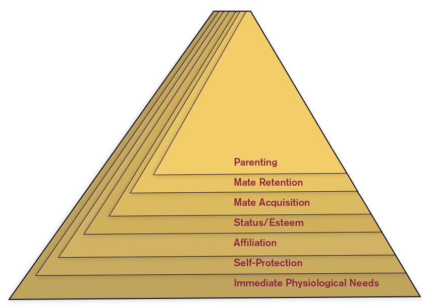 Doug Kenrick's Pyramid