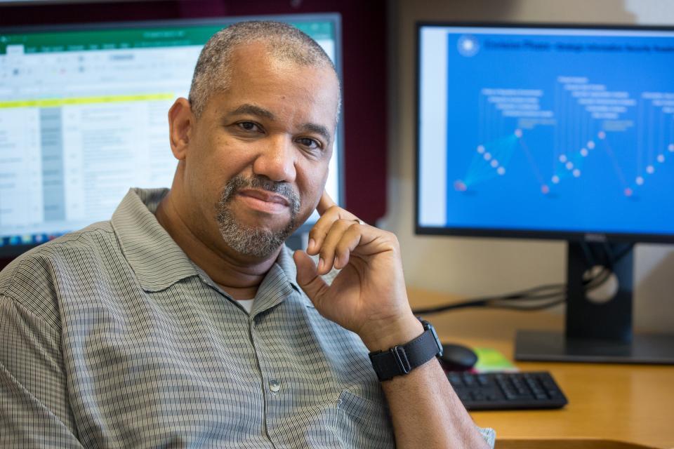 ASU professor of practice Kim Jones
