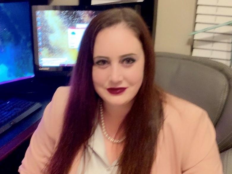 Intern Lauren Johnson, School of Public Affairs, Arizona State University