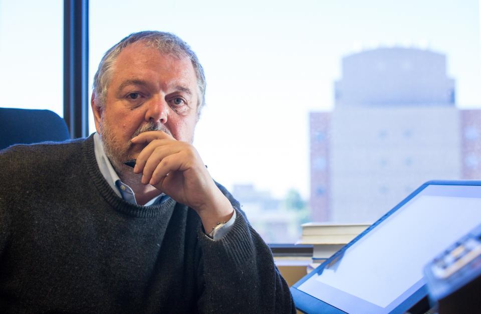 ASU professor Marco Saraniti