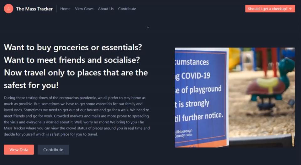slide from website