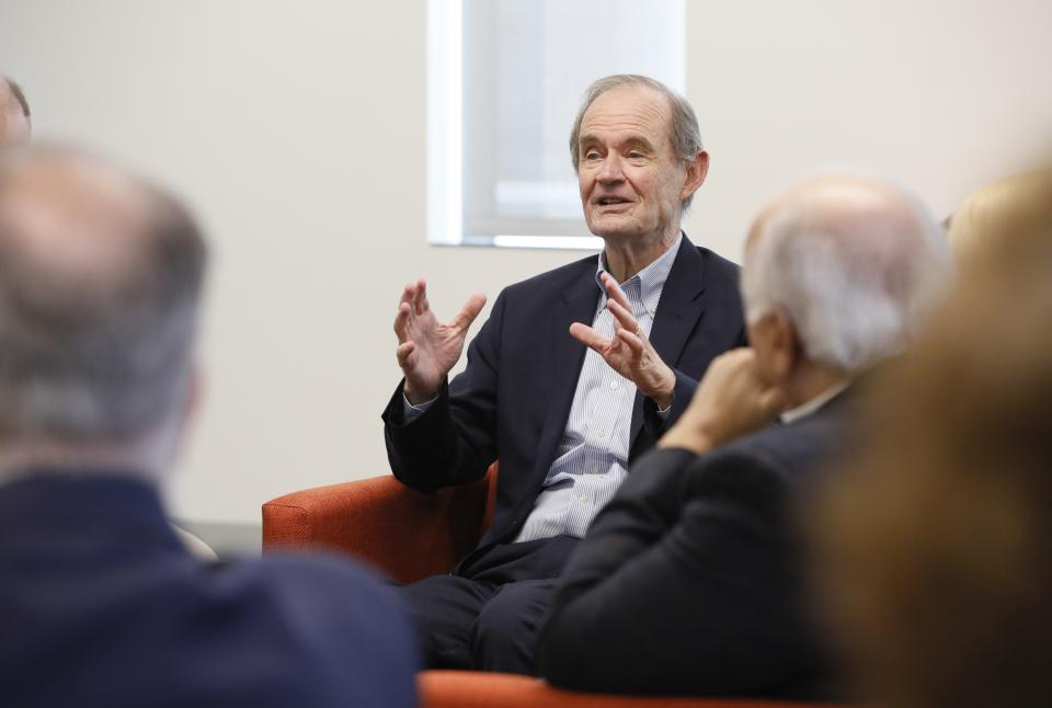 Meyerson Lecture- David Boies