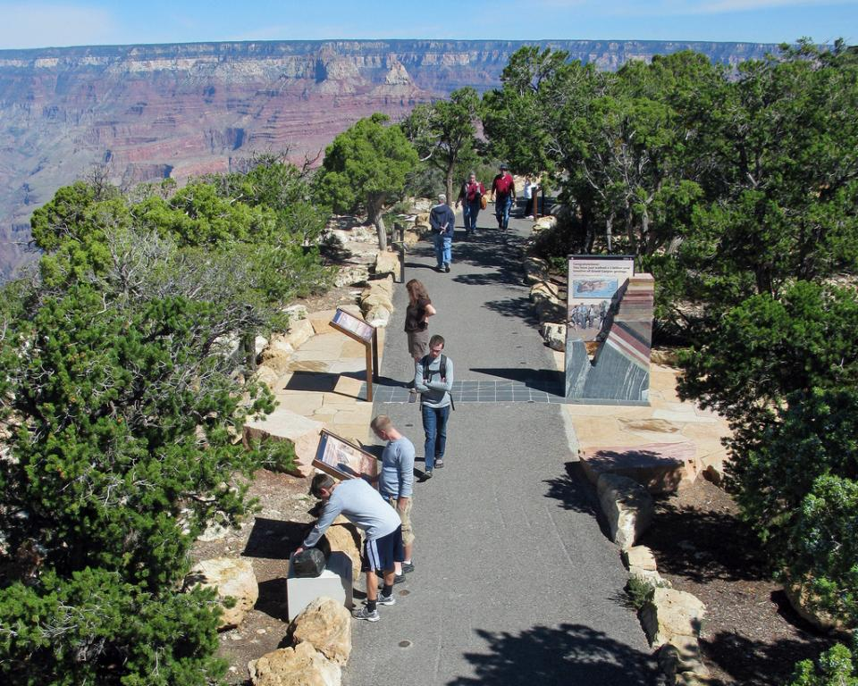 Trail of Time Grand Canyon