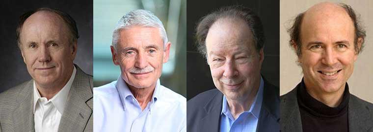 ASU's four Nobel laureates