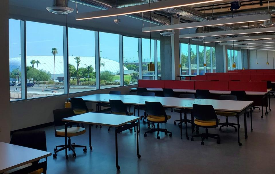 Novus Innovation Corridor office space