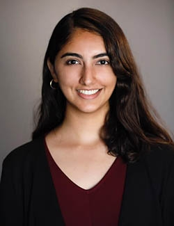 photo of Priyal Thakkar, student at the Sandra Day O'Connor College of Law at Arizona State University and inaugural ASU Law Public Interest Fellow