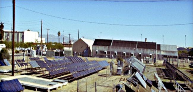 ASU's photovoltaic lab.