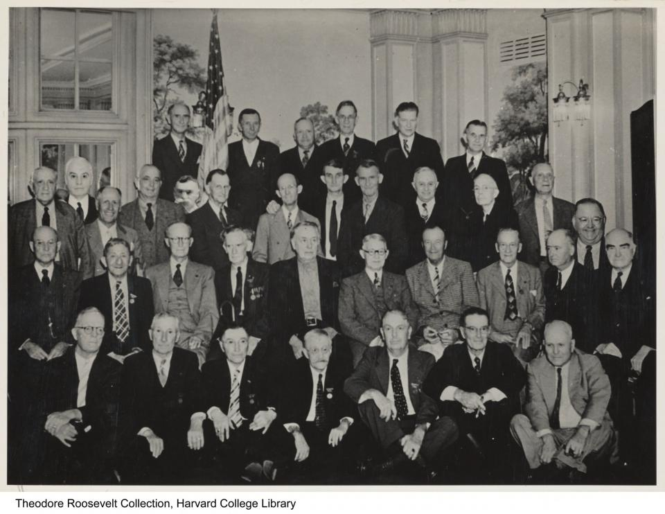 Rough Rider reunion Los Angeles 1939