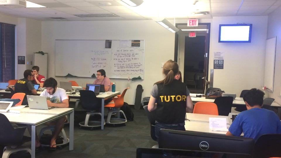 ASU's student tutoring program