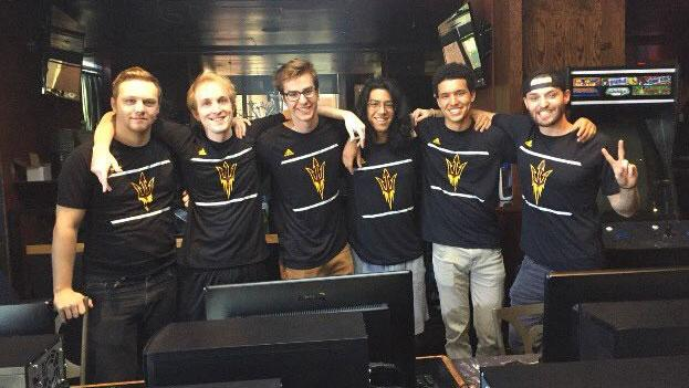 ASU students win a national gaming competition.