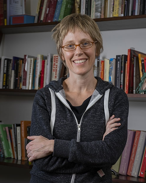 ASU professor of creative nonfiction Sarah Viren