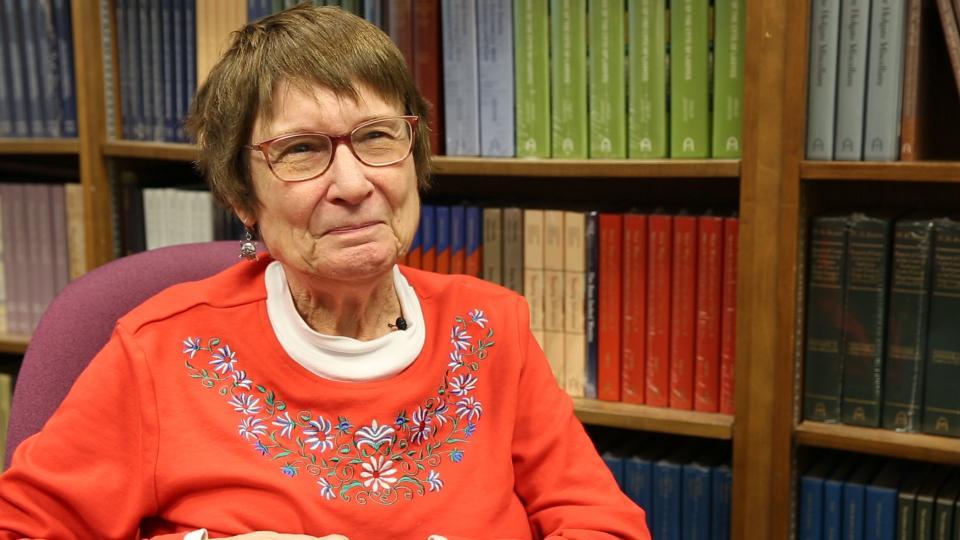 ASU prof Retha Warnicke