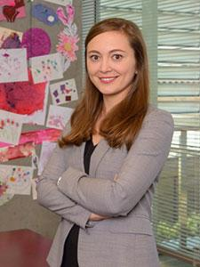 portrait of ASU director Nadya Bliss