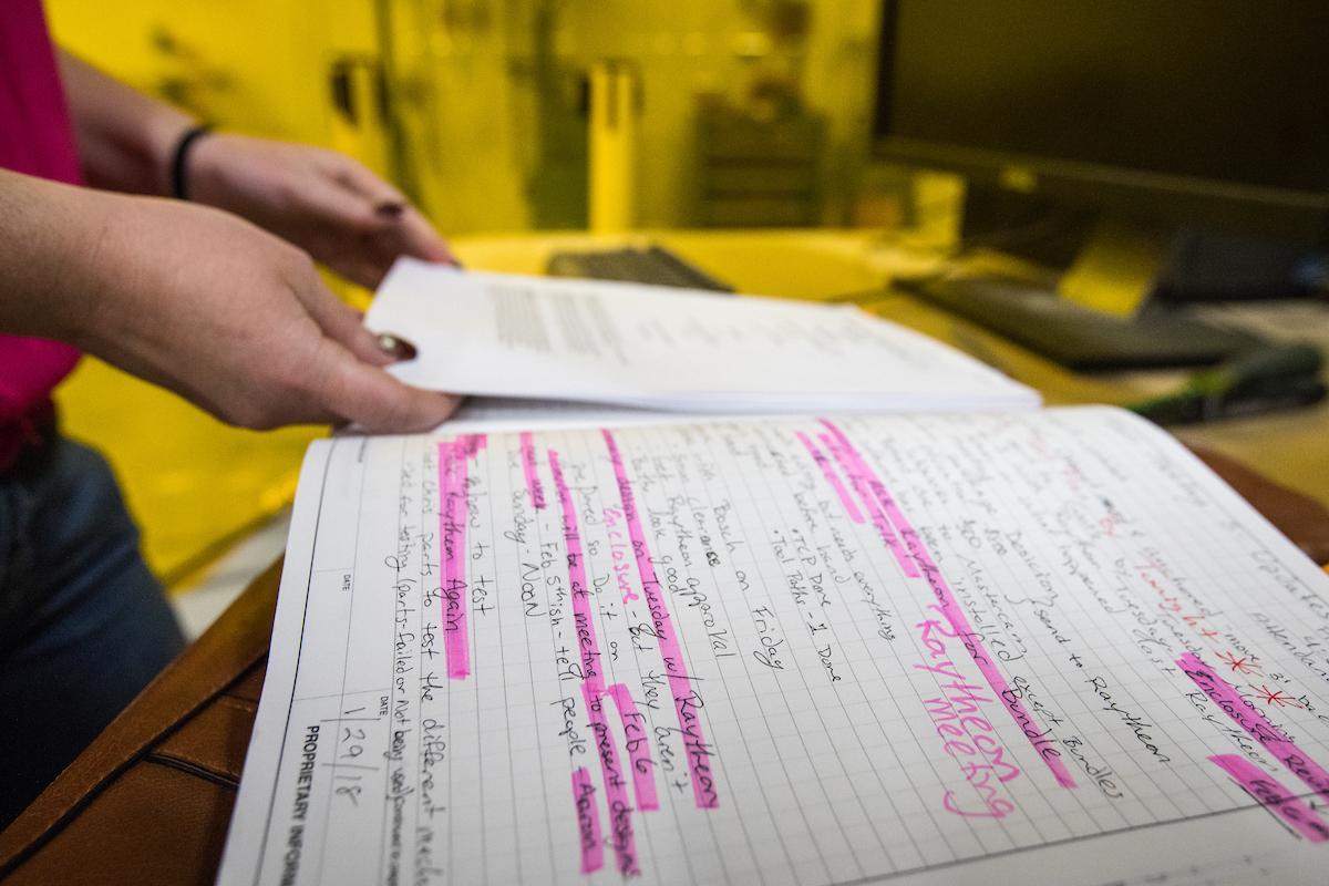 ASU student notes repair robot