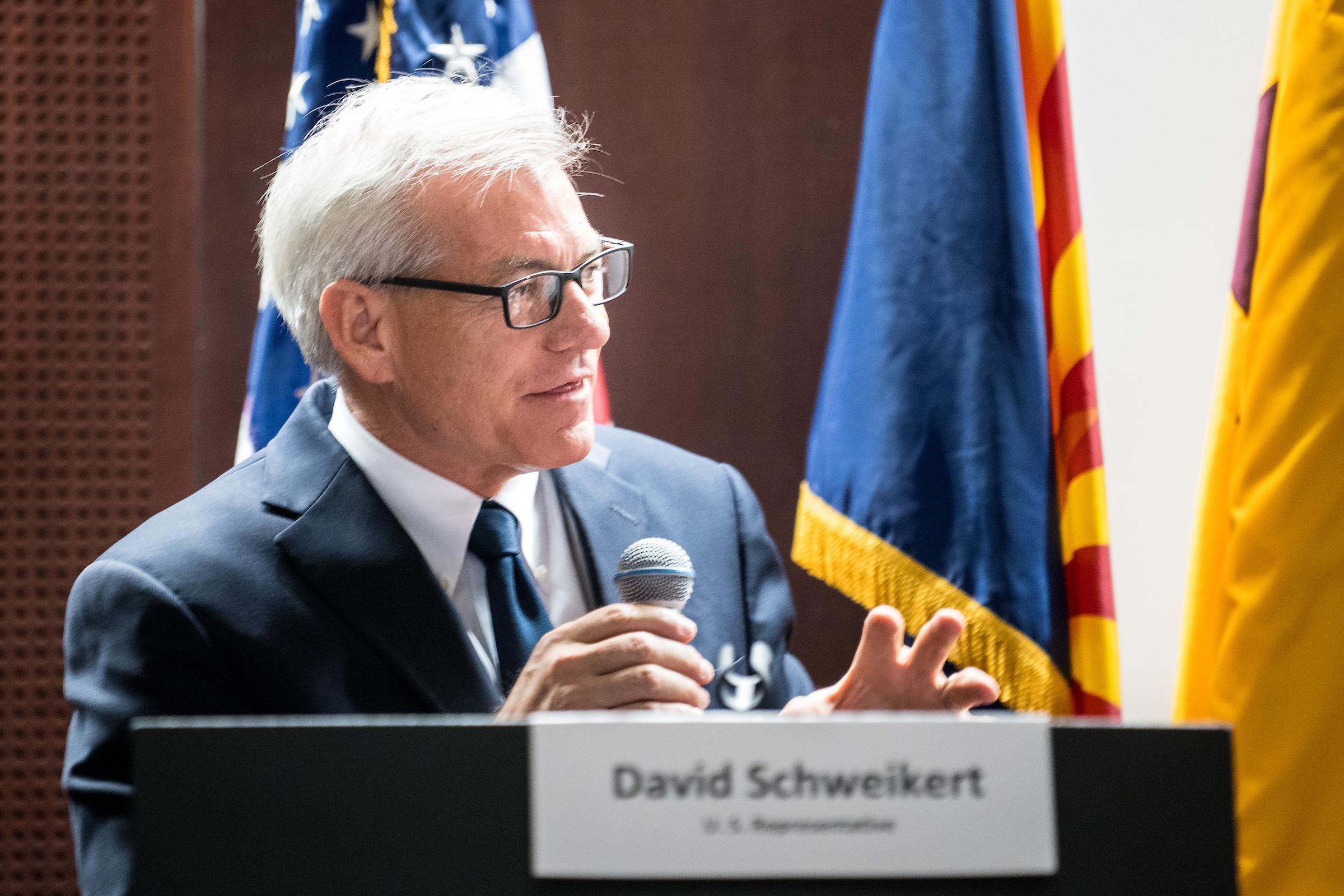 U.S. Rep David Schweikert